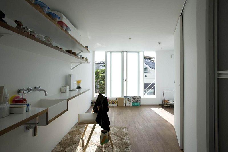 Yokohama departamentos modernos for Diseno de interiores departamentos modernos