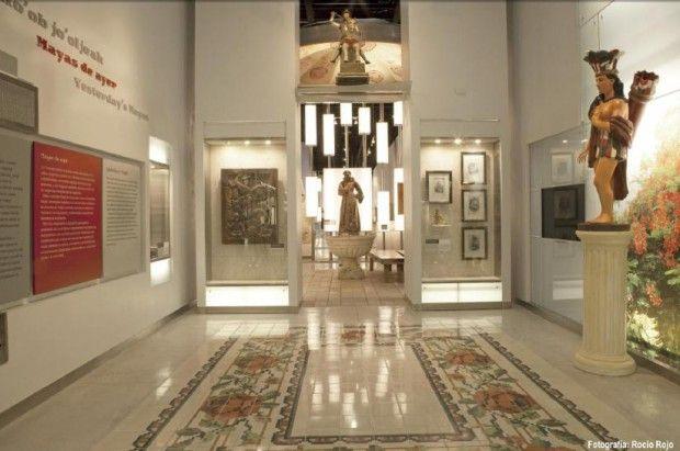 GRAN MUSEO DEL MUNDO MAYA origenes