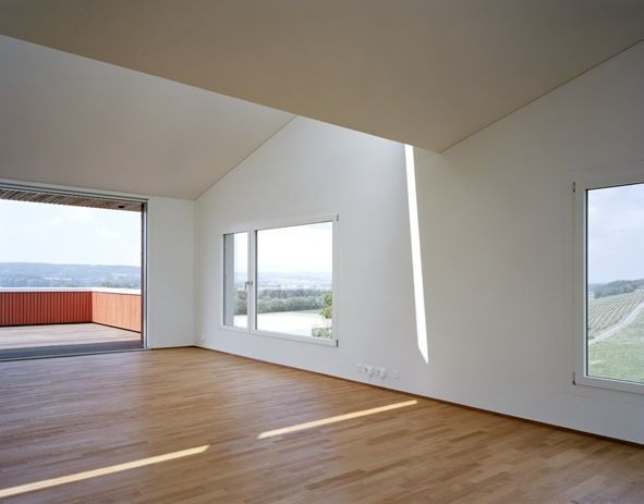 House Uesslingen interiores