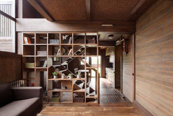 House Volga interiores
