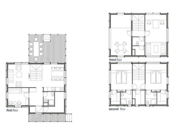 House Volga plano