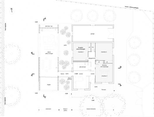 Moderna Arquitectura Francesa plano,jpg