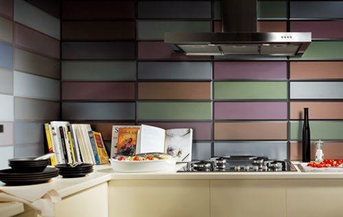 Revestimientos para cocinas modernas - Revestimiento pared cocina ...