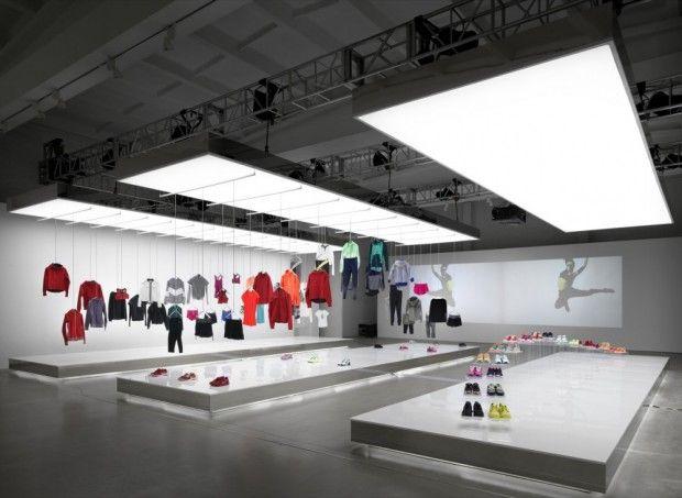 Showroom de Nike