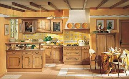 5 Claves fundamentales para decorar cocina rustica