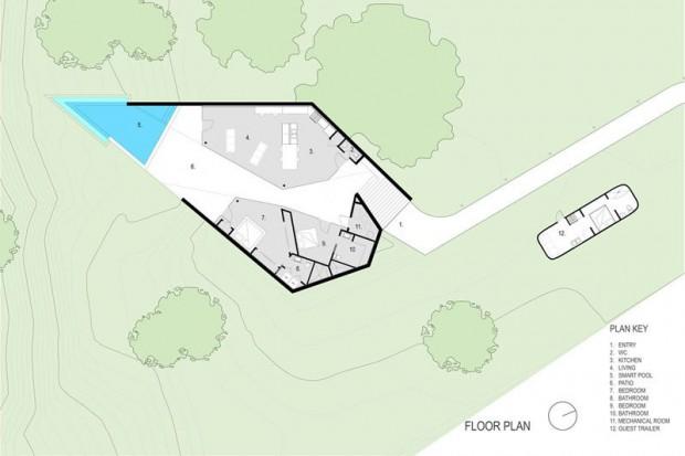 Casas Ecológicas plano