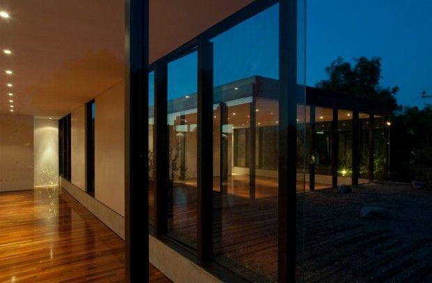 Centro Integral de Yoga y Spa interiores