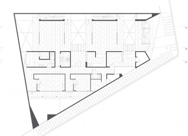 Centro Integral de Yoga y Spa plano