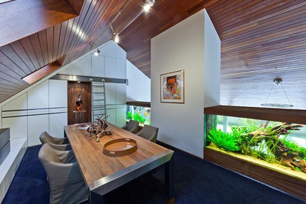 Diseño de Interiores ecléctico pa
