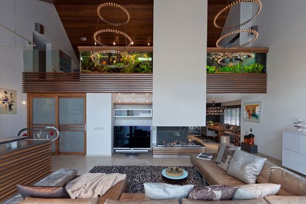 Diseño de Interiores ecléctico