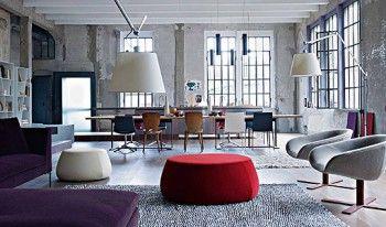 Dividiendo espacios en un loft