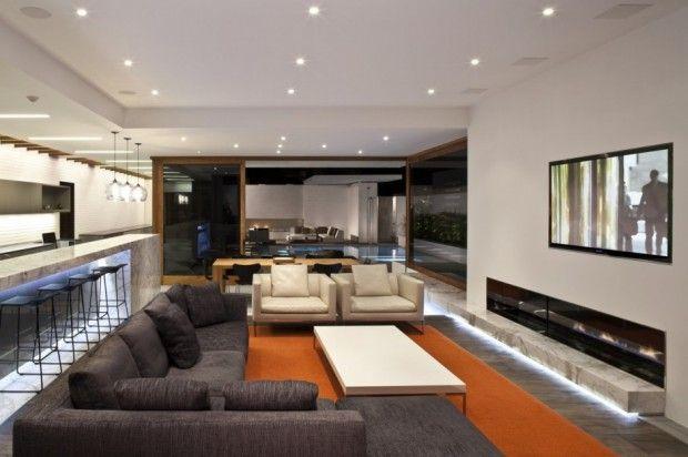 Harborview Hills interiores