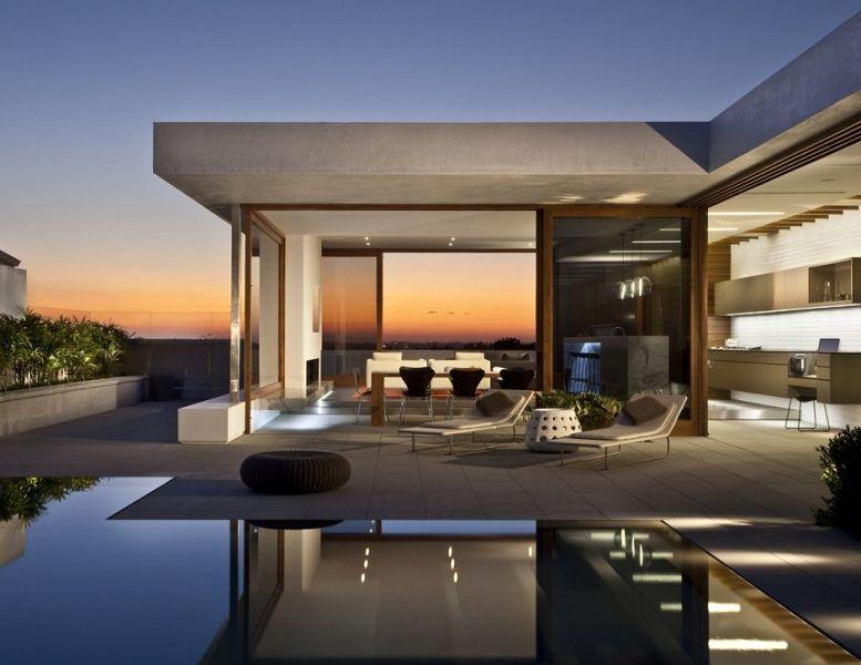 harborview hills moderna residencia familiar