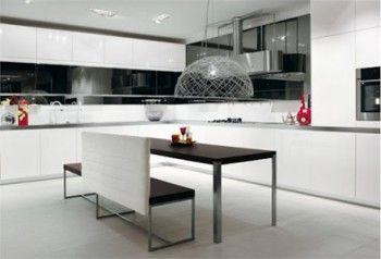 Ideas para decorar una cocina minimalista