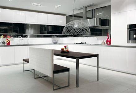 Ideas para decorar una cocina minimalista for Ideas para amueblar una cocina