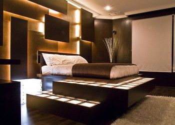 Iluminacion moderna para dormitorios