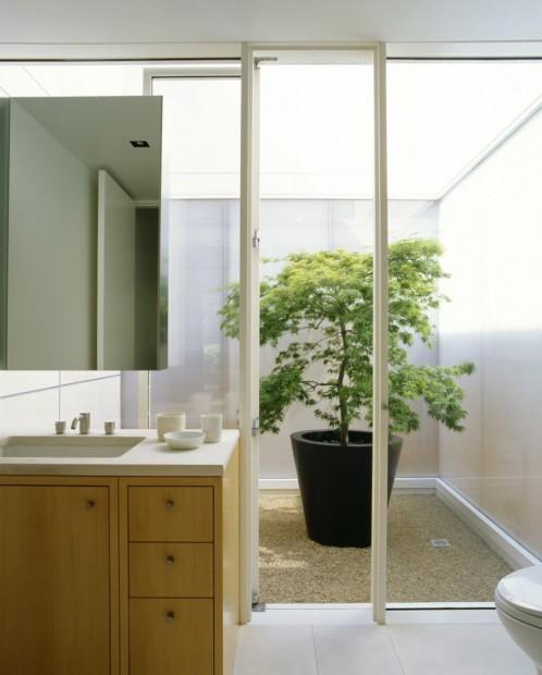 Interiorismos modernos jardín