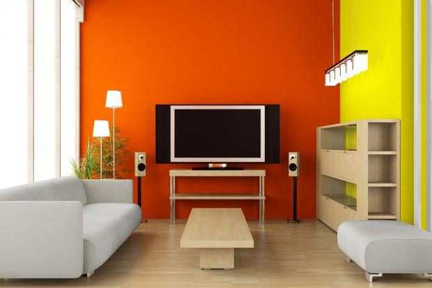 La elección de los colores para pintar la vivienda