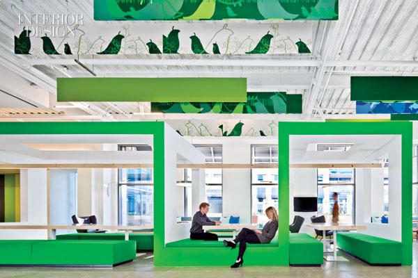 Las oficinas más modernas del mundo1