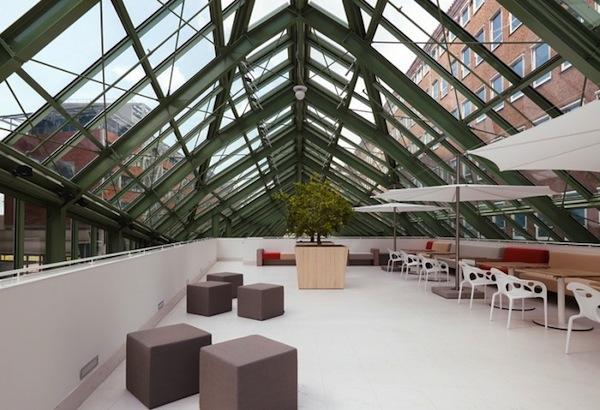 Las oficinas más modernas del mundo4