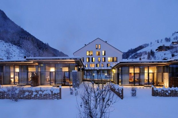 Lujoso hotel en Austria