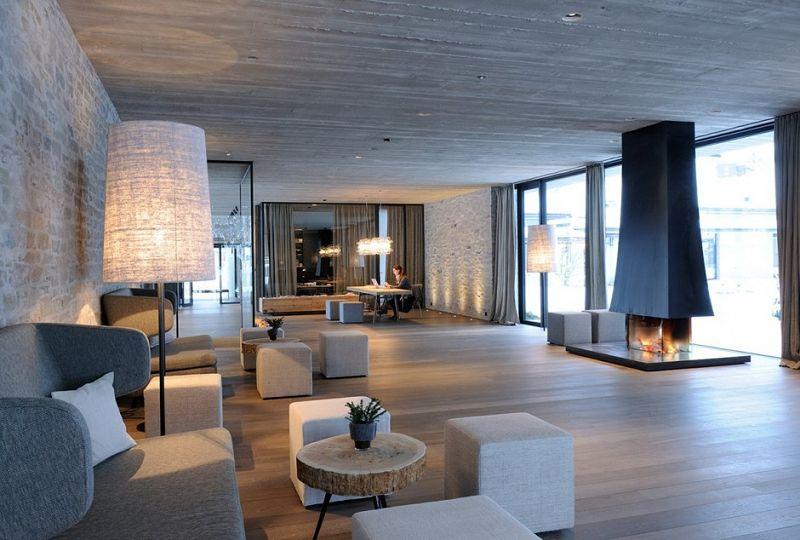 Lujoso hotel wiesergut hotel for Interior design osterreich