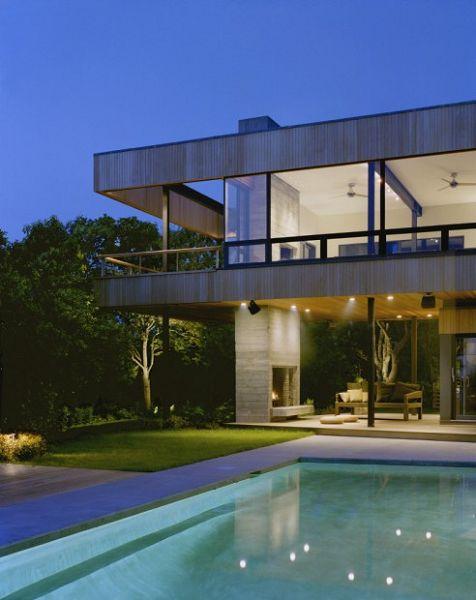 Moderna Casa alberca