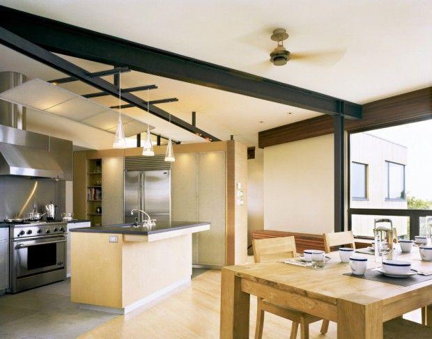 Moderna Casa interiores