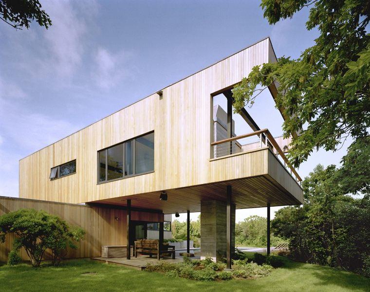 Bluff House Moderna Casa