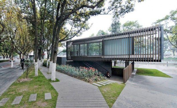 Riverside Park Pavilion