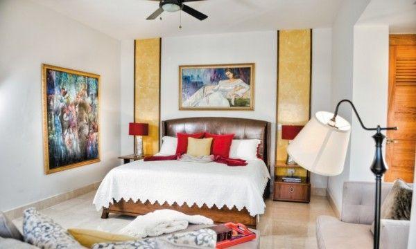 habitaciones lujosas