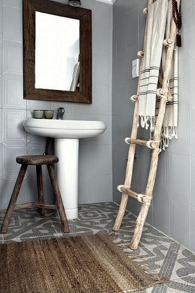 Ideas: Decoración y mejora de cuartos de baño pequeños