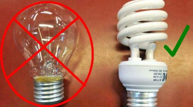 Ahorrando energía eléctrica en invierno.