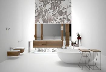 Aumentando la elegancia en el baño