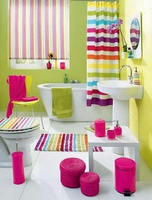 Baños multicolores4
