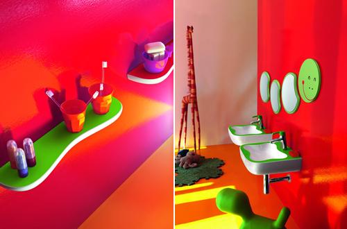 Baños multicolores5