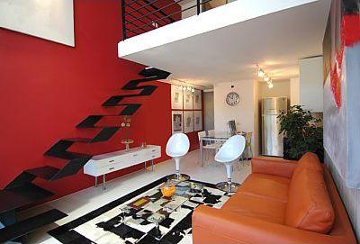 Caracter sticas b sicas de la decoraci n estilo loft for Departamentos decorados estilo moderno