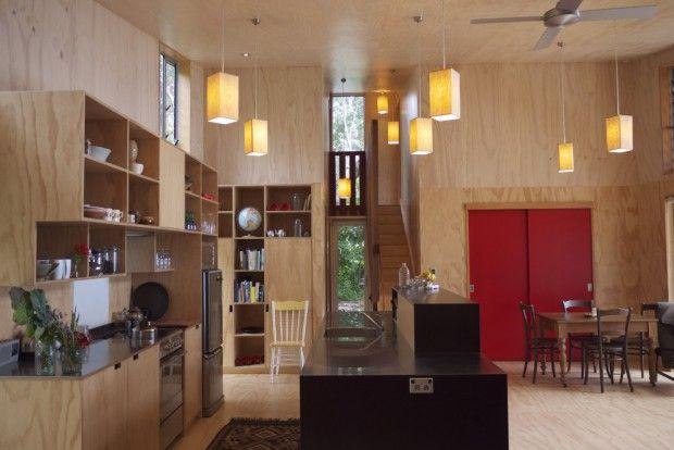 Casa Lloyd Holiday interiores