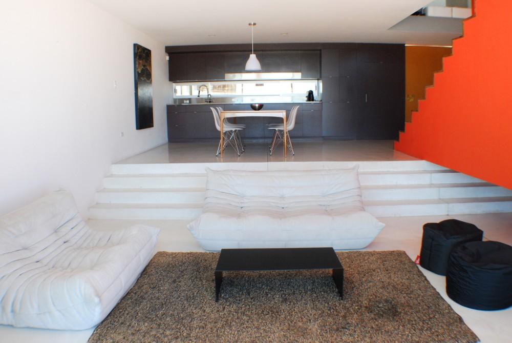 Casa mar de cort s moderna casa de playa for Diseno de la casa interior