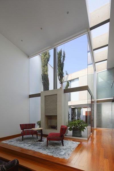 Casa familiar moderna for Casas modernas interior y exterior