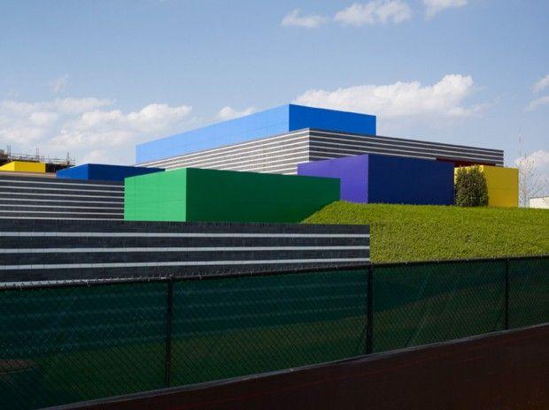 Centro de Desarrollo Infantil fachada
