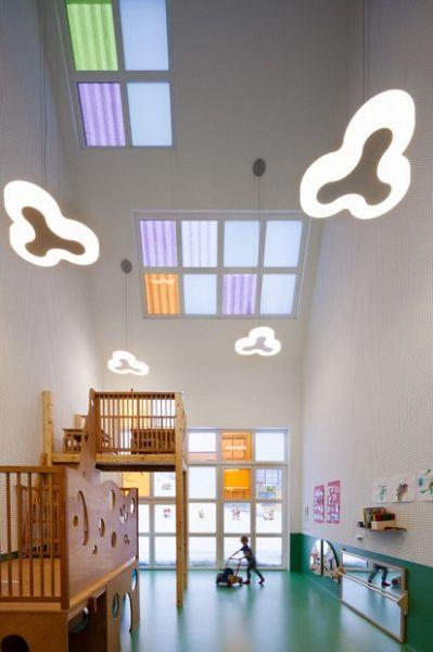 Centro infantil interior