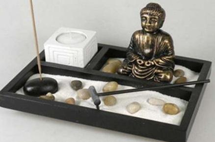 Decoración Zen figuras de Buda2