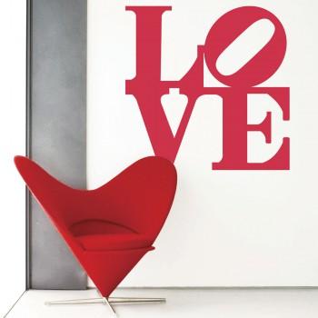 """Decoración moderna """"LOVE""""1"""