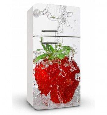 Decoracion de cocinas inspiradas en fresas 2