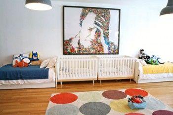 Dormitorio infantil moderno 1