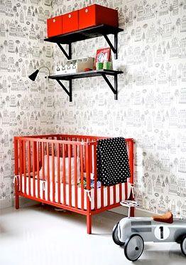 Dormitorio infantil moderno 3