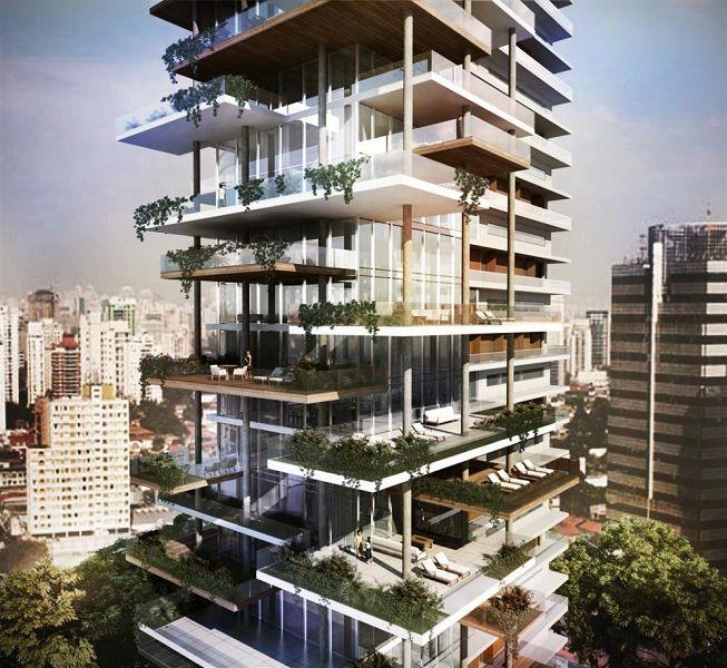 Edificio Itaim Futuros Edificios