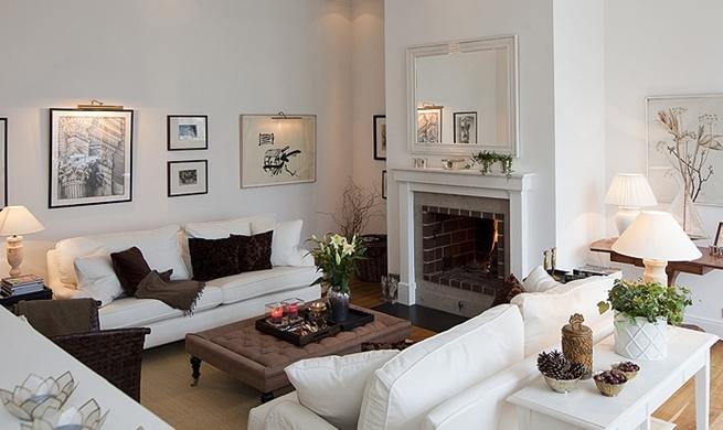 El color en la decoraci n del hogar c mo utilizar el for Decoracion moderna contemporanea del hogar