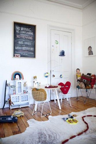 Estilo naif, ideal para habitaciones infantiles 3